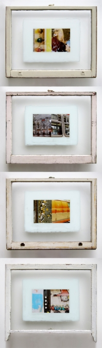 Photos and Found Windows by Eric Ulrich
