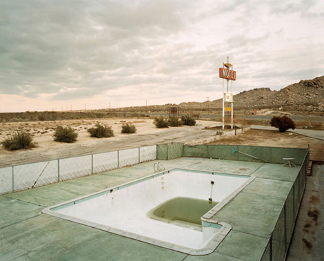 No Lifeguard on Duty - Photographs by J. Bennet Fitts