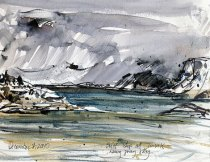 Norway Sketches by Laura Murphy Frankstone