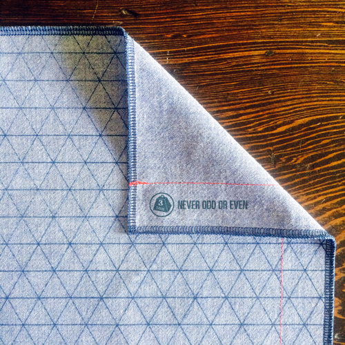 Handkerchief Fold small